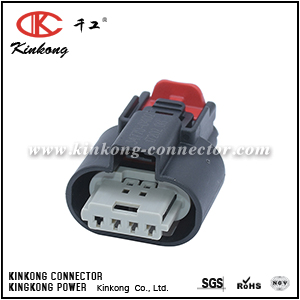 34770-0402 4 ways female cable connector