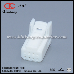 1376352-1 6098-5269 90980-12221 8 pole female NH series connector