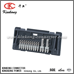 2272070-1 24 pins male hybrid connectors