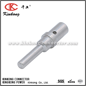 0460-204-12141 Crimp Terminal Contact Male 2mm² to 3mm² 14AWG to 12AWG