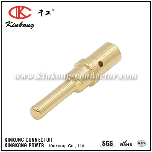 0460-256-12233 PIN, SOLID, SIZE 12, 16-18AWG, PD NI