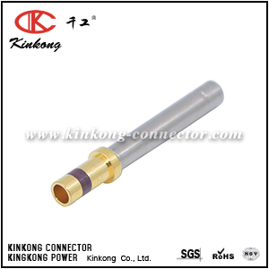 0462-005-2031 SOCKET, SOLID, SIZE 20, 16-18AWG, GOLD