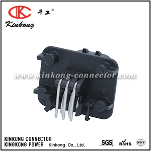 1-776279-1 8 pins male RIGHT ANGLE HDR connector CKK7083NAO-1.5-11