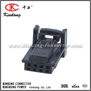 1379658-1 4 hole female RCPT housing