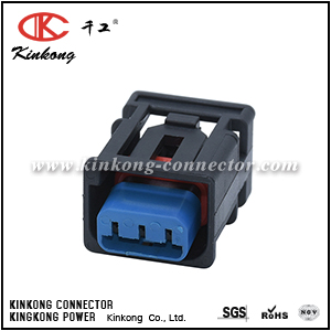 1W7T-14A464-LA 3 way female Ford Volvo C30 coil connector CKK7033B-2.3-21