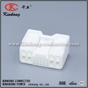 6098-3941 18 ways receptacle TS series connector CKK5181W-0.6-2.2-21