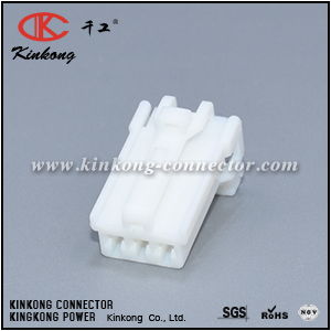 7123-8335 PB305-03010 15386468 MG610394 3 ways female electric connectors CKK5031W-1.8-21