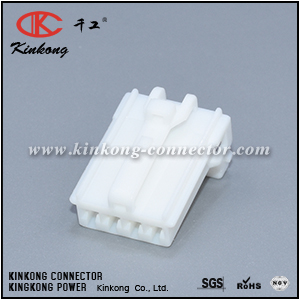 7123-8345 MG610396 4 hole female socket housing CKK5041W-1.8-21