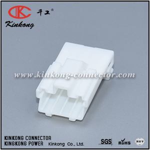 7122-8345 2050970-1 MG620397 4 pin blade wiring connector CKK5041W-1.8-11