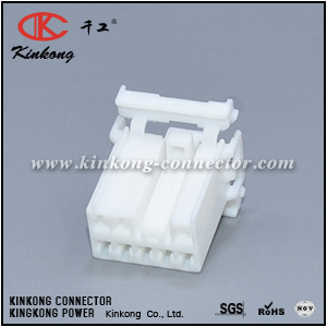 7123-8386 15386316 MG610402 8 way female automotive connector CKK5081W-1.8-21