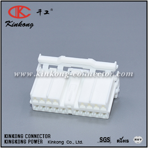 7123-8385 MG610408 18 ways female electrical connectors CKK5181W-1.8-21