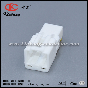 6098-1116 4 pin blade automotive connector CKK5043W-0.7-11