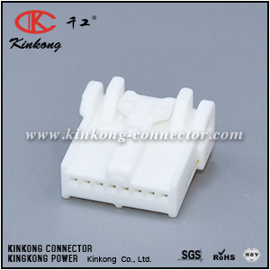6098-1121 MG652633 8 ways receptacle cable connector CKK5083W-0.7-21