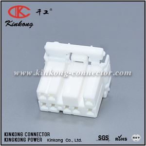 173850-1 8 pole female Timer connector CKK5082W-1.8-21