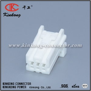 7283-5974 MG652993 3 pole female socket housing CKK5031W-1.0-21