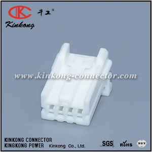7283-5976 MG652999 4 way receptacle crimp connector CKK5041W-1.0-21