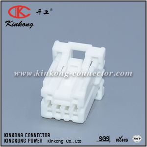 7283-5982 MG653005 6 hole receptacle cable connector CKK5061W-1.0-21