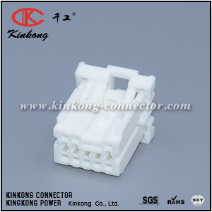 7283-5985 MG653257 8 pole female calbe connector CKK5081W-1.0-21