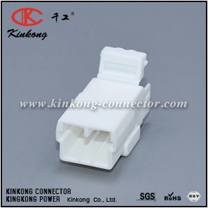 174928-1 3 pin blade electric wire connector CKK5032W-1.8-11