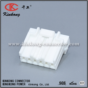 174923-7 6 hole female socket housing CKK5062W-1.8-21