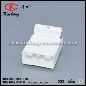174930-1 6 pin male cable connector CKK5062W-1.8-11