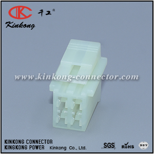 6090-1011 4 pole female cable wiring plug CKK5043N-2.0-21