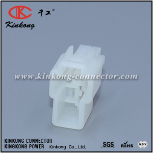 7122-2820 6070-2621 172129-1 MG620042 2 pins male automotive electrical connector CKK5023N-6.3-11