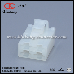 7123-2840 6070-4891 172134-1 PH065-04010 MG610047 4 way female cable connector CKK5043N-6.3-21