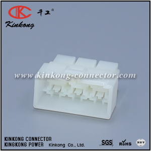7122-2860 6070-6621 171897-1 MG620048 6 pin male Automobile Wire Connectors CKK5063N-6.3-11