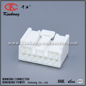 7283-1214 6248-5275 11 hole female automotive connector CKK5115W-2.2-21