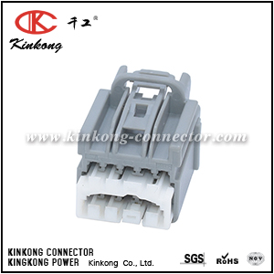 7283-6455-40 10 way female electric wire connectors