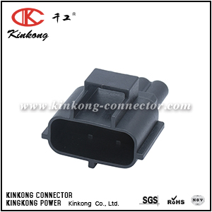 Kinkong 4 pin male cable connector  CKK7042FA-1.8-11
