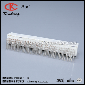 125 pins male K Series ECU Connector (all pin locations filled)