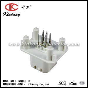 1-776275-2 8 pins male wire connector CKK7083WNSO-1.5-11