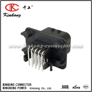 776266-1 14 pin blade automobile connector CKK7143NA-1.5-11