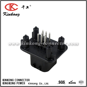 1-776276-1 8 pins blade automobile connector CKK7083SO-1.5-11