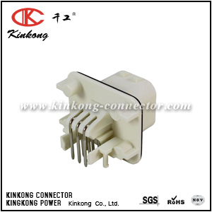 1-776280-2 8 pin blade automotive connector CKK7083WAO-1.5-11