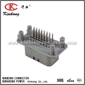776200-4 23 pin blade automobile connector CKK7233GNS-1.5-11