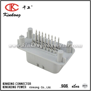 1-776200-4 23 pins male cable connector CKK7233GNSG-1.5-11