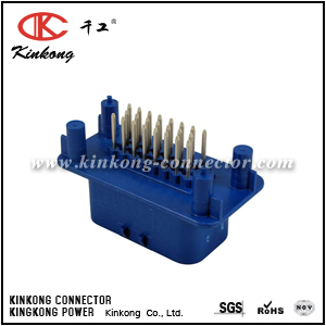 1-776200-5 23 pin male electrical connector CKK7233LNSG-1.5-11