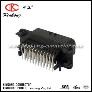 1-776163-1 35 pins male cable connector CKK7353AG-1.5-11