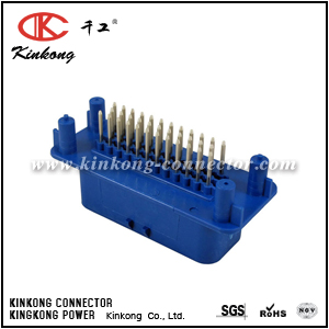 1-776230-5 35 pin male automotive connector CKK7353LNSO-1.5-11