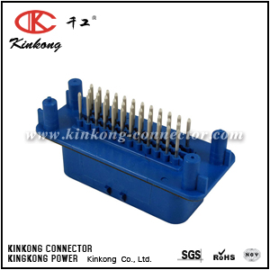 1-776231-5 35 pins male crimp connector CKK7353LSO-1.5-11