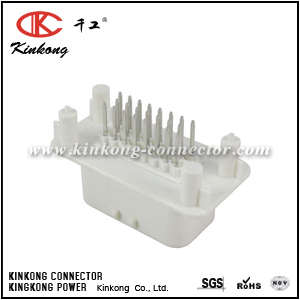 776200-2 23 pin blade electrical connector CKK7233WNS-1.5-11