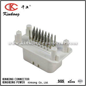 1-776200-2 23 pin blade automobile connector CKK7233WNSO-1.5-11