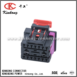 8K0 972 483 17 ways female VW AUDI connector
