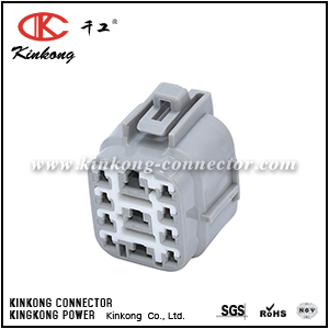 6189-0376 90980-11240 11 pole female ABS functional cable harness sensor plugs  CKK7116-2.2-4.8-21