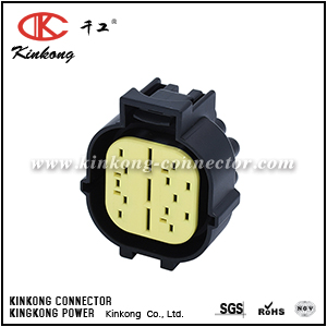 2-85262-1 15 way female waterproof automotive connectors CKK7152Y-1.8-6.3-21