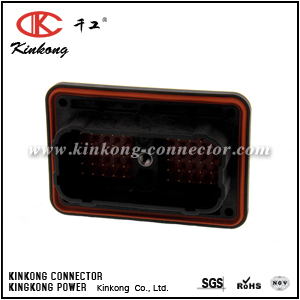 DRC22-50P01 50 pins blade automotive connector