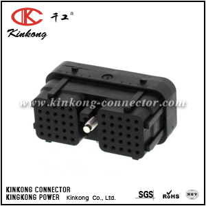 DRC26-50S02 50 ways female socket housing